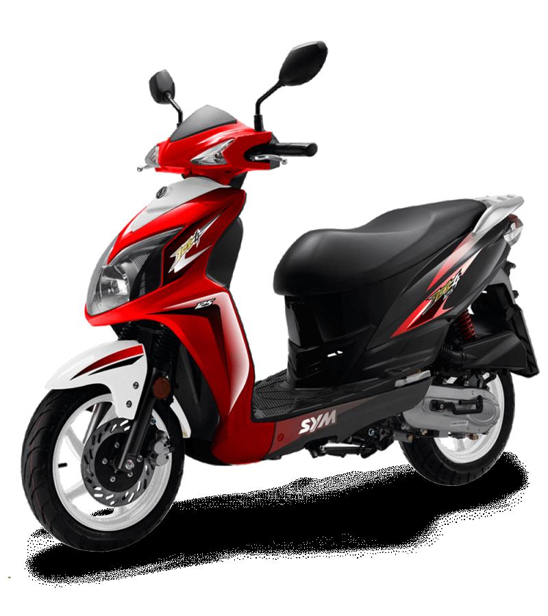 scooter sym jet 4 motos sym 50 y 125. Black Bedroom Furniture Sets. Home Design Ideas