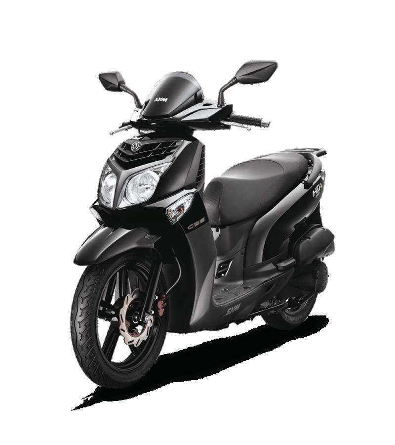 scooter sym hd2 de 125cc y 200cc motos sym 125 y 200. Black Bedroom Furniture Sets. Home Design Ideas