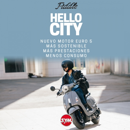 Nuevo Fiddle. ¡Hello New Classic! ¡Hello City!